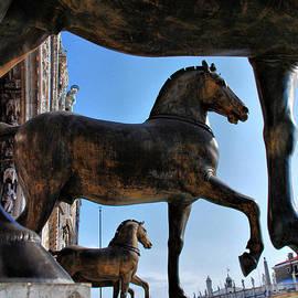 Andrei SKY - Horses at St Mark