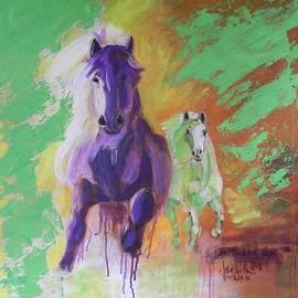 Jolanta Shiloni - Horses