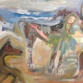 Judith Desrosiers - Horses saving lives ballet