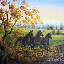 Vesna Martinjak - Horses