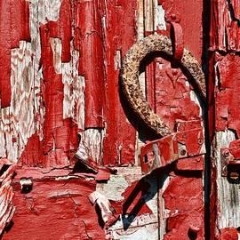 Paul Ward - Horseshoe Door Handle