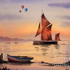 Bill Holkham - Hot Air Ballooning