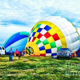 Darren Fisher - Hot Air Balloons