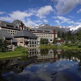 Howard Magoon - Hotel Alyeska