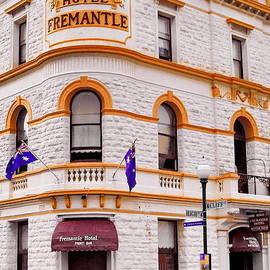 Tim Richards - Hotel Fremantle