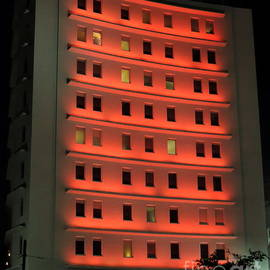 Michael Hoard - Hotel Ledges Of A New Orleans Louisiana Hotel #3