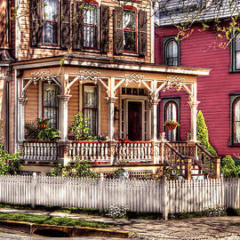 Mike Savad - House - Country Victorian