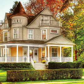 Mike Savad - House - Cranford NJ - Victorian Dream House