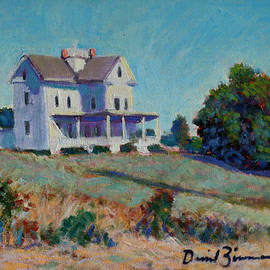 David Zimmerman - House on the Hill