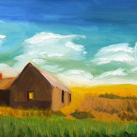 AJ Devlin - House on the Horizion