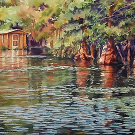 Sue Zimmermann - Houseboat