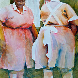 Jani Freimann - Housekeepers of Soniat House
