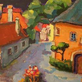 Alfons Niex - Houses