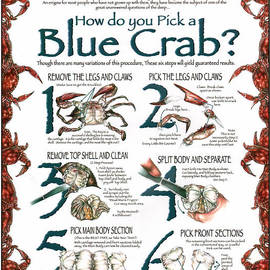 Jonathan W Brown - How to Pick a Blue Crab