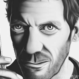 Nick Stiefvater - Hugh Laurie In House