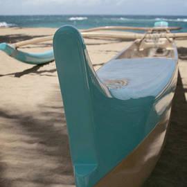 Sharon Mau - hui o waa Kuau Outrigger Canoe Paia