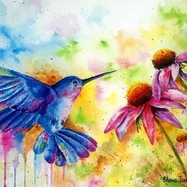 Shamsi Jasmine - Humming bird