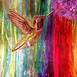 Kimberlee  Baxter - Hummingbird Fiesta