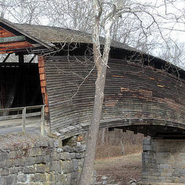 Dwight Cook - Hump Back Covered Bridge