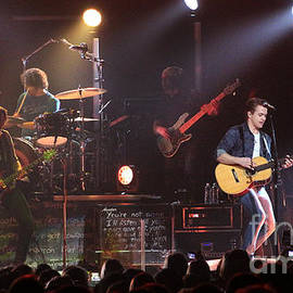 Gary Gingrich Galleries - Hunter Hayes Band - 7858