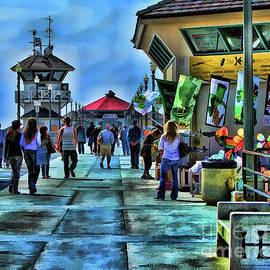 Clare VanderVeen - Huntington Beach Pier