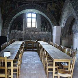Dan Marinescu - Hurezi Monastery Romania