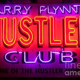 Jan Tyler - Hustler Sign