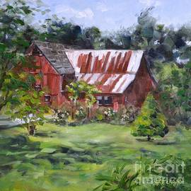 Lori Pittenger - Hwy 2 Roadside Barn