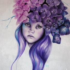 Sheena Pike - Hydrangea