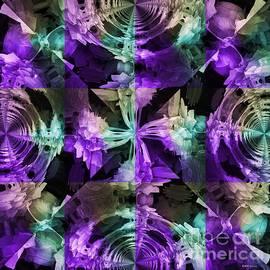 Elizabeth McTaggart - Hydrangea Through the Mirror