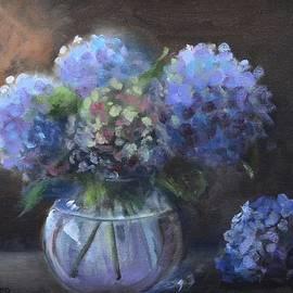 Donna Tuten - Hydrangeas