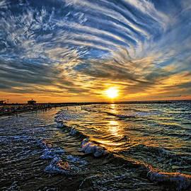 Ron Shoshani - Hypnotic Sunset at Israel