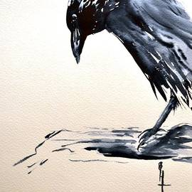 Beverley Harper Tinsley - I Am A Crow