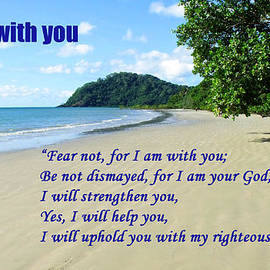 David Clode - I am with you beach scene