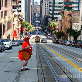 Jim Fitzpatrick - I Left My Turkey in San Francisco