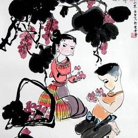 Clement Tsang - I love Grapes