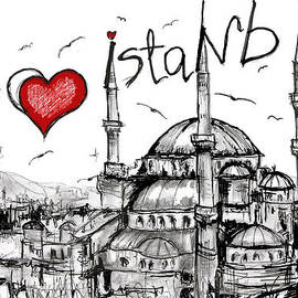 Sladjana Endt - I love Istanbul