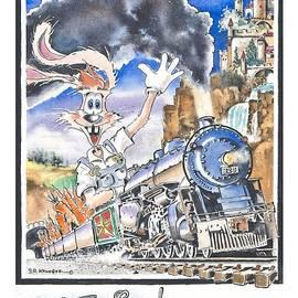 Steve Krueger - I love Trains