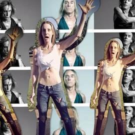 Lisa Piper Menkin Stegeman - I Love U Iggy Pop