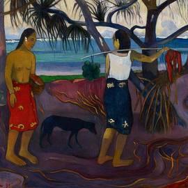 Paul Gauguin - I Raro Te