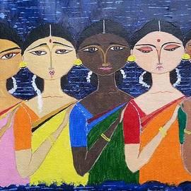 Vidya Vivek - I see you I see me