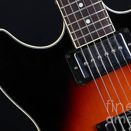 Gary Gingrich Galleries - Ibanez Hollow Body - 9281