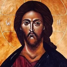 Fr Barney Deane - IC-XC The Christ