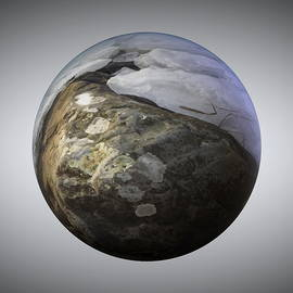 Jouko Lehto - Ice and granith marbles