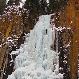 Connor Ehlers - Ice Climb