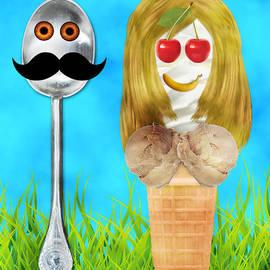Ally  White - Ice Cream Couple
