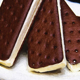 Andee Design - Ice Cream Sandwich Painterly