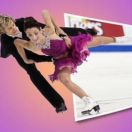 Anthony Caruso - Ice Dancers
