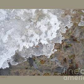 Patricia Overmoyer - Ice Edges-IV