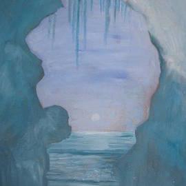 Mary Ellen Frazee - Ice Glacier